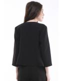 Veste courte  noir