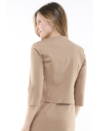 Veste courte stretch